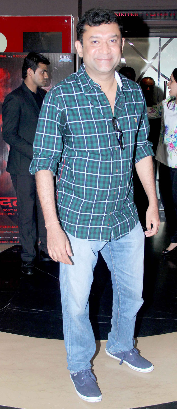 Celebs At The Special Screening Of Badlapur