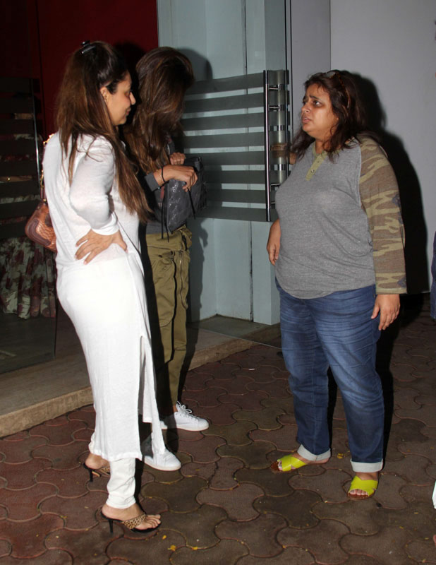 Celebs Spotted At Suburban Restaurant in Bandra