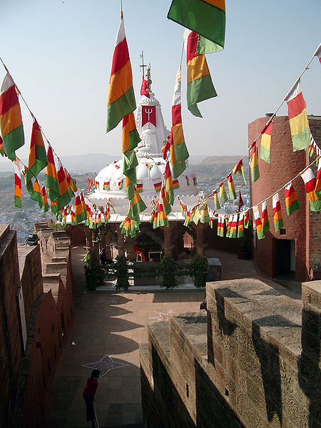 Chamunda Devi Temple View - 01