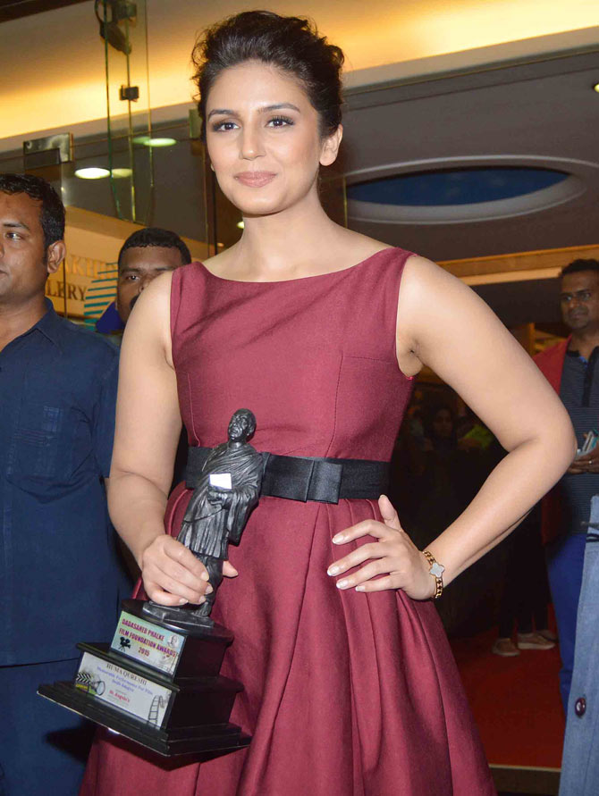 Dadasaheb Phalke Film Foundation Awards 2015 Photos
