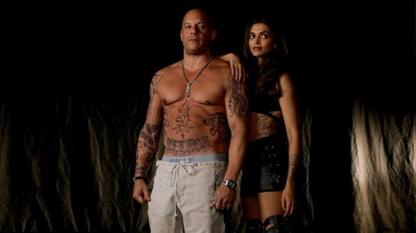 Deepika & Vin Diesels First Look in XXX: The Return of Xander Cage Movie