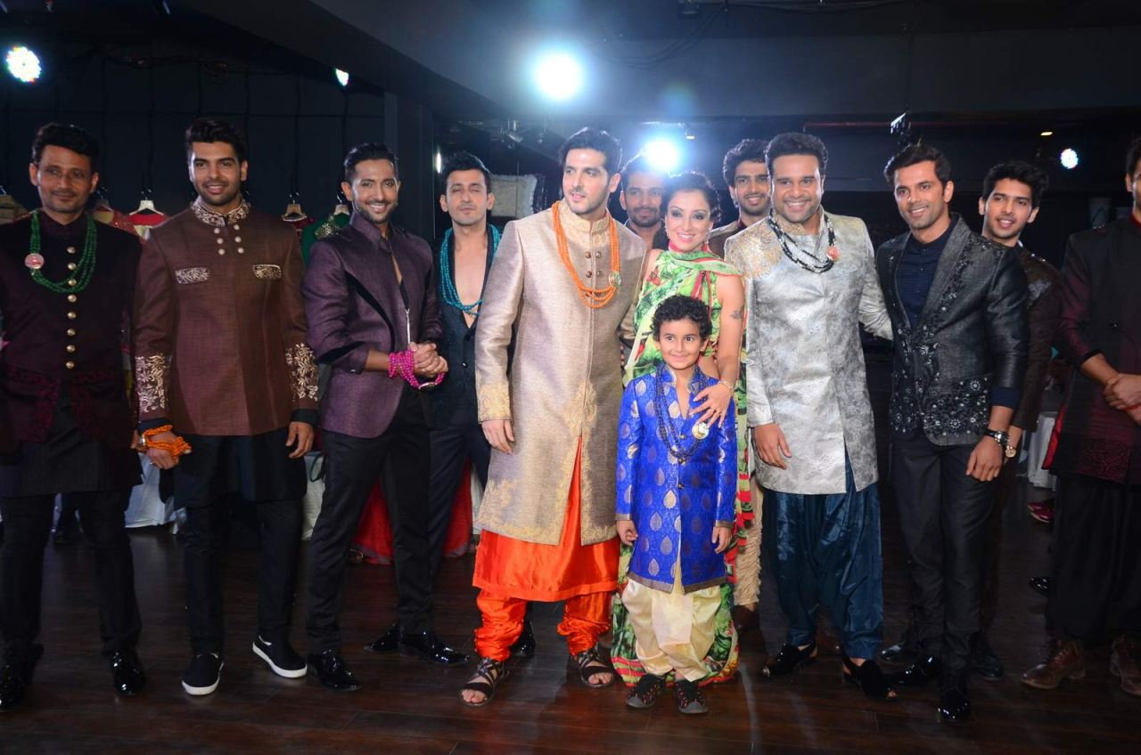 Dia Mirza at Amy Billimorias Charity Show Event