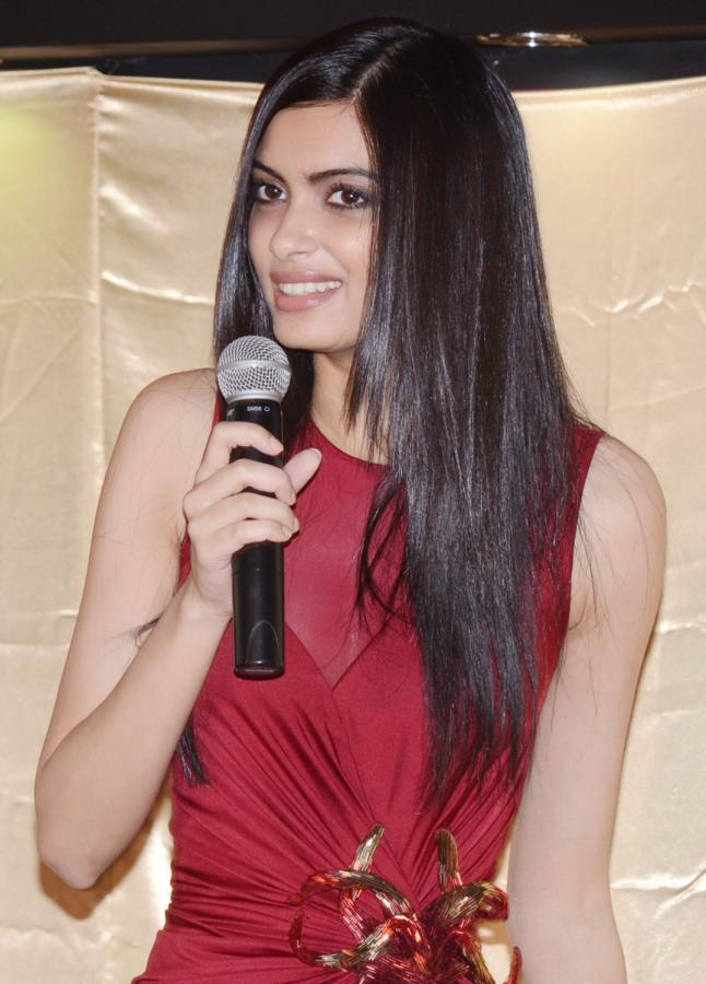 Diana Penty Unveiled Tresemme Hair Care Product Stills