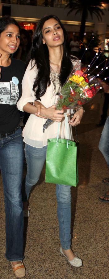 Diana Penty At World Autism Awareness Day