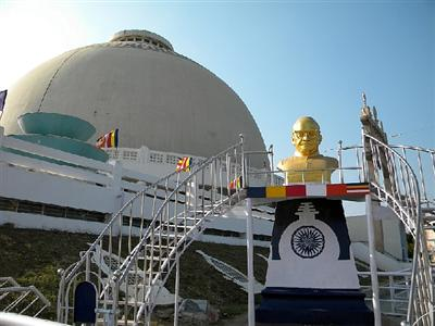 Diksha Bhumi In Nagpur-View