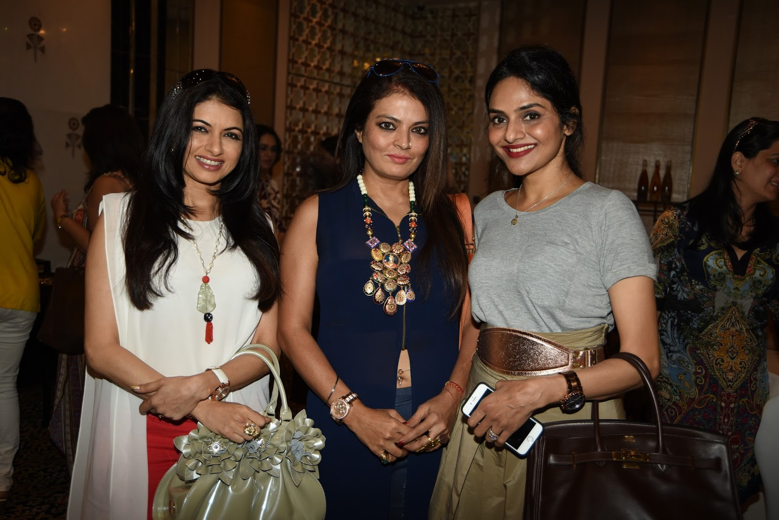 Divya Khosla at Celebrating Vivaha 2015