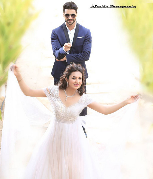 Divyanka Tripathi and Vivek Dahiya Prewedding Photo Gallery