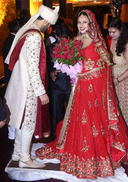 Divyanka Tripathi & Vivek Dahiya