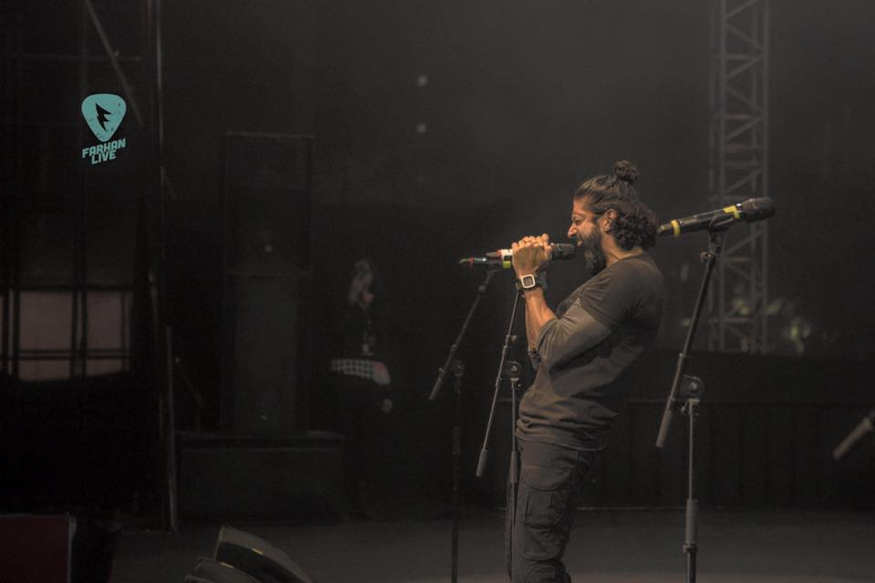 Farhan Akhtar Gearing Up for His Music Single