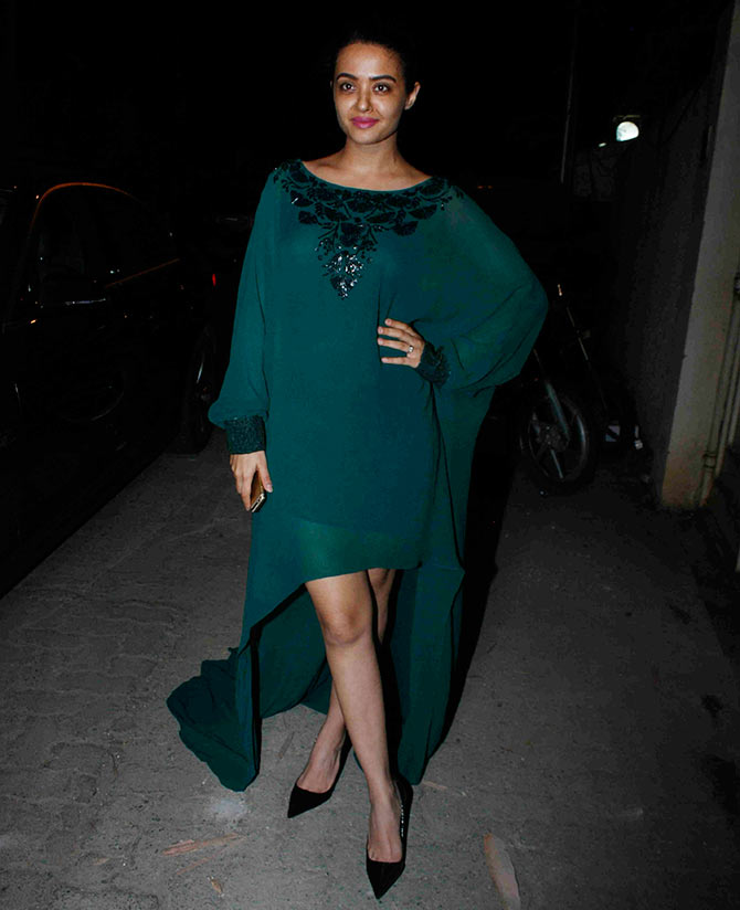 Film Tanu Weds Manu Retur Success Party in Mumbai