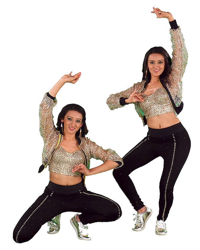 Bharat Natyam and Hip-Hop fusion dancing twins Priyanka and Poonam Shah will make their appearance on the show.