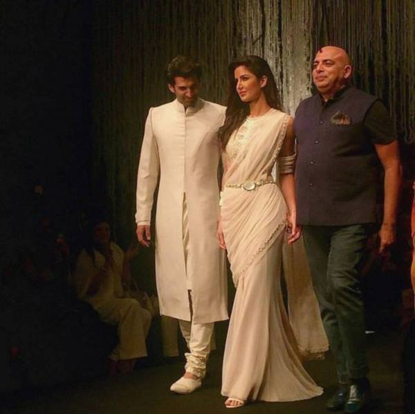 Fitoor : Aditya & Katrina Walks The Rapm at Tarun Tahilianis Show