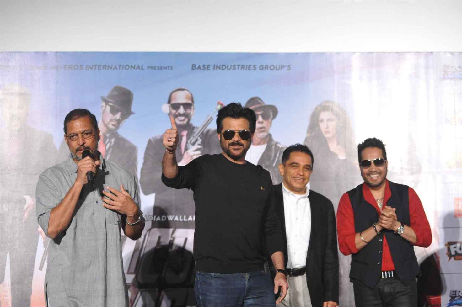 Gallery 1 : Welcome Back Movie Promotional Event Photos
