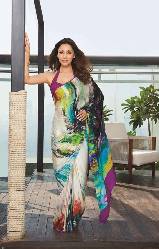 Gauri Khan Photoshoot for Cocktails and Dreams Brand
