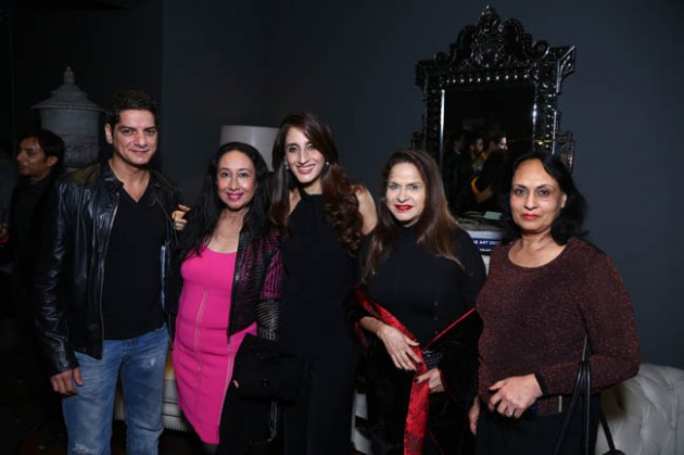 Gauri & Nainika Home line at their First Flagship Store in New Delhi