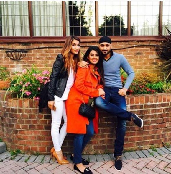 Geeta Basra & Harbhajan Singh