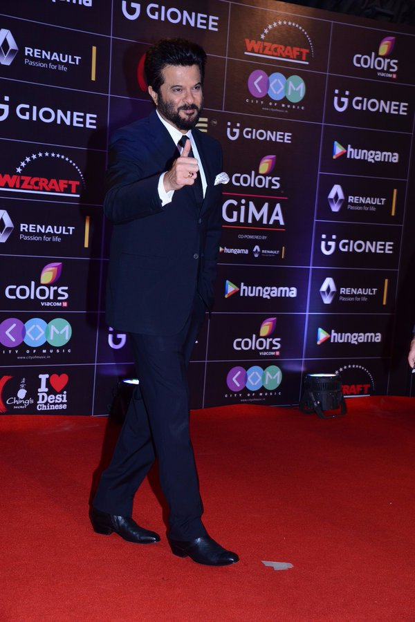 Global Indian Music Academy Awards 2016