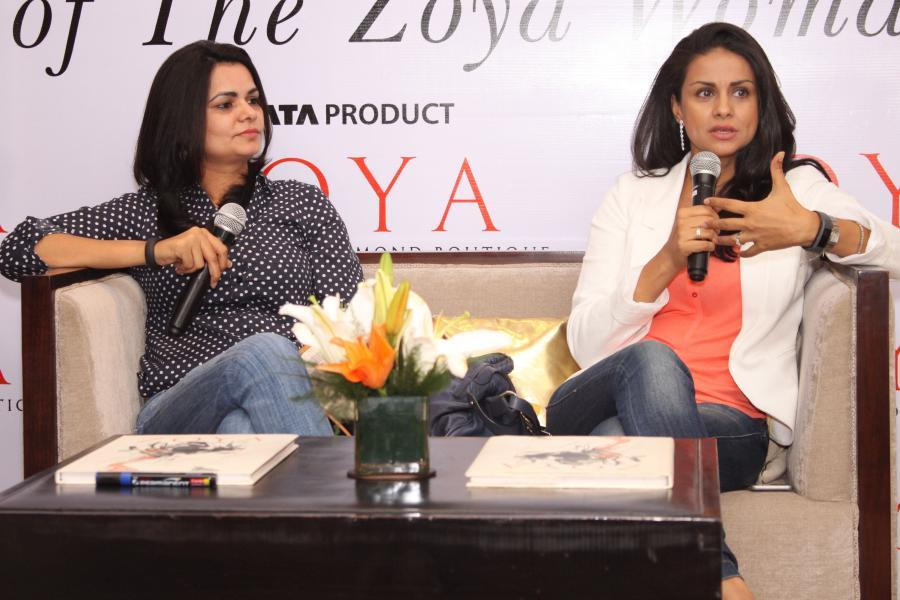Gul Panag at The Spirit of The Zoya Woman in New Delhi