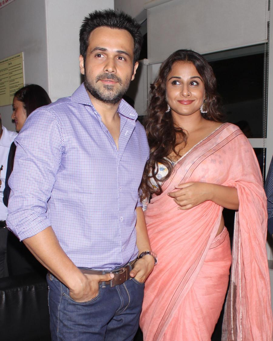 Hamari Adhuri Kahani Movie Promotional Event in New Delhi