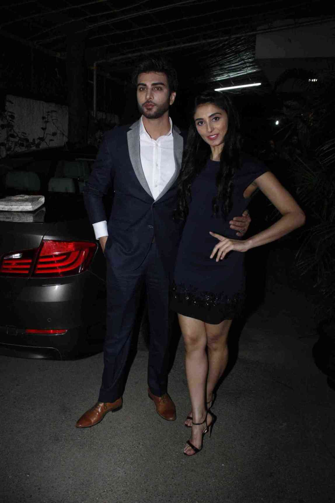 Imran Abbas & Pernia Qureshi Special Screening of Jaanisaar Movie