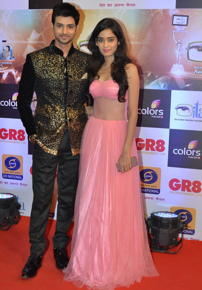 Indian Television Academy Awards (ITA) Awards 2015