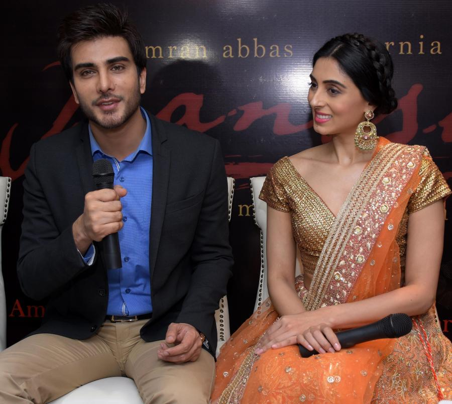 Jaanisaar Movie Press Conference in Jaipur