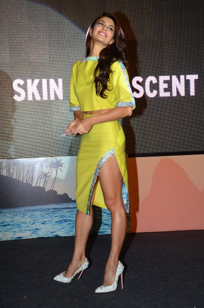 Jacqueline Launches The Body Shops New Range of Products