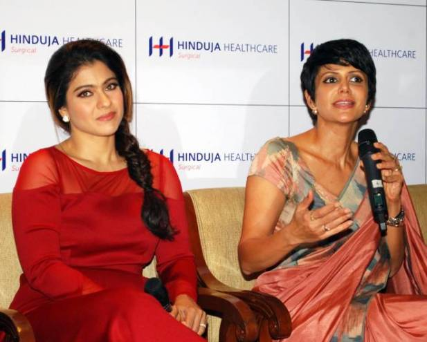 Kajol & Mandira Bedi Attend A Special Program Only For Woman