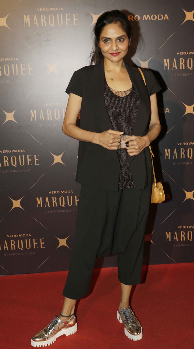 Kangana Ranaut Designs Vera Moda Marquee AW 15 Collection