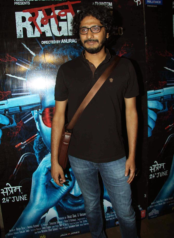 Kangna Ranaut and Other Celebs at Raman Raghav 2.0 Special Screening