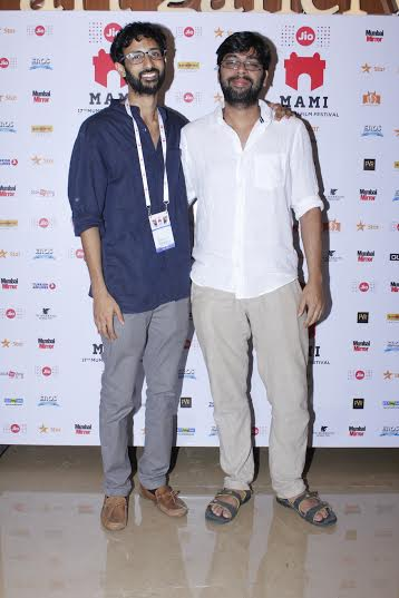 Kannada film Thithi Team at MAMI Festival