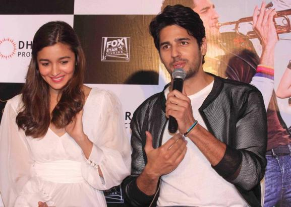 Kapoor & Sons Moive Press Conference in Mumbai