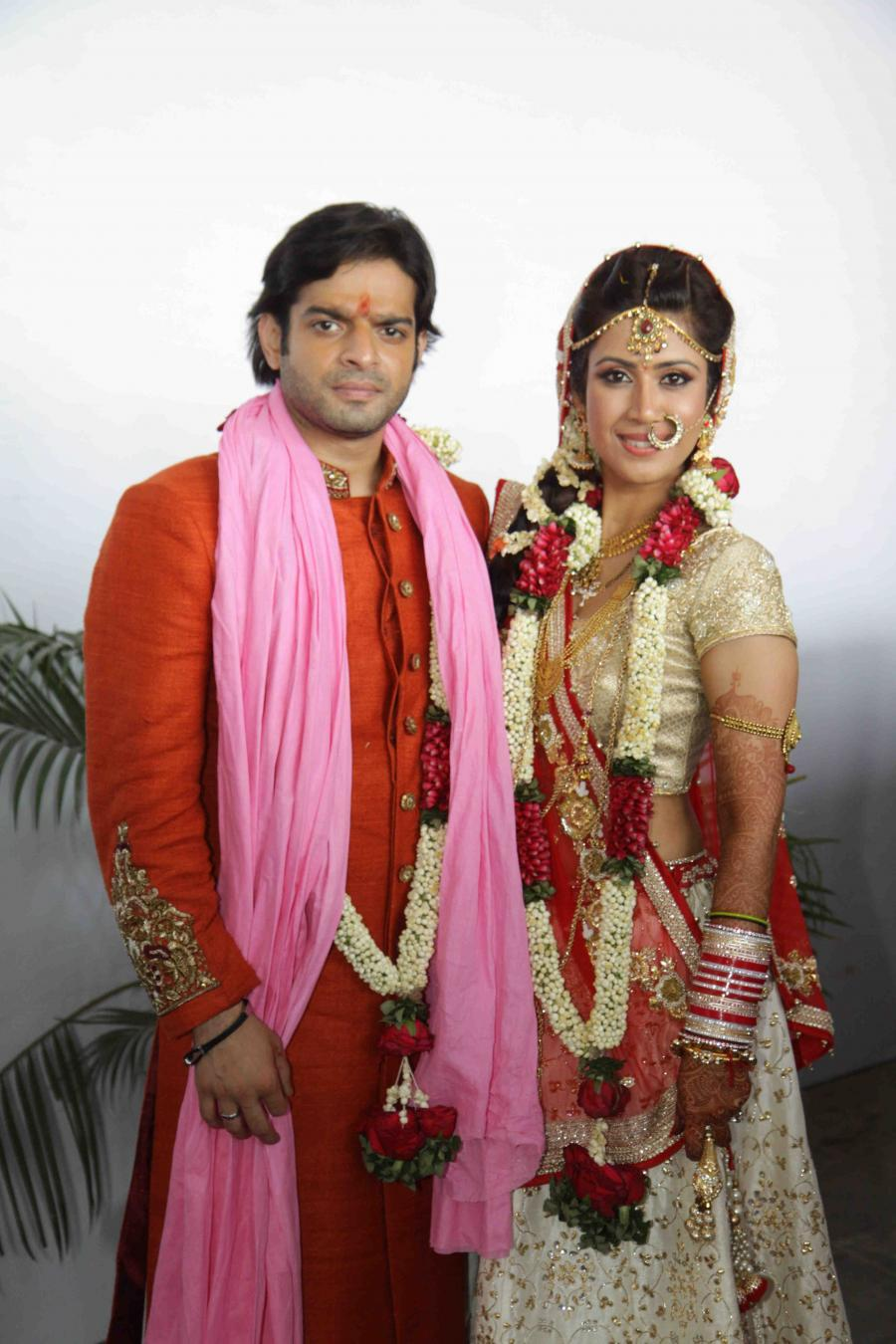 Karan Patel & Ankita Bhargava Marriage Photo Gallery