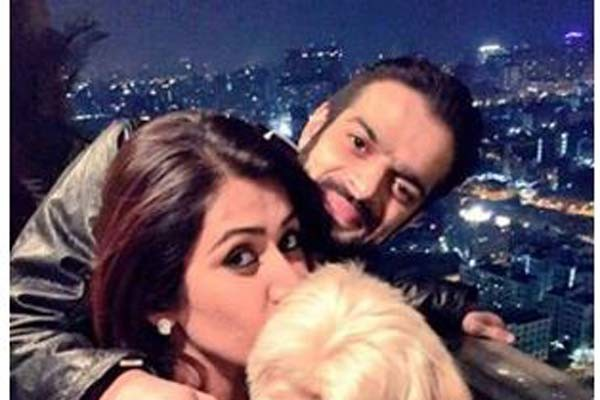 Karan Patel Celebrates Christmas with wife Ankita