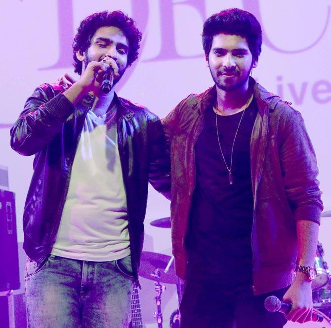 Armaan Malik & Amal Malik
