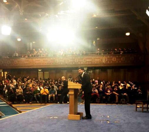 King Khan Receives Honorary Doctorate from Edinburgh University-06