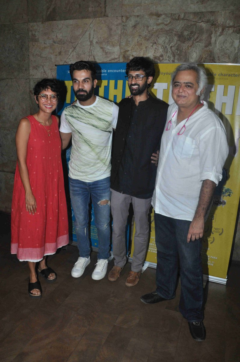 Kiran Rao Special Screening of Thithi