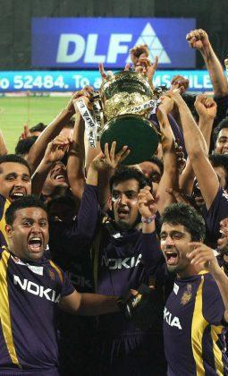 KKR - the IPL 5 Champions