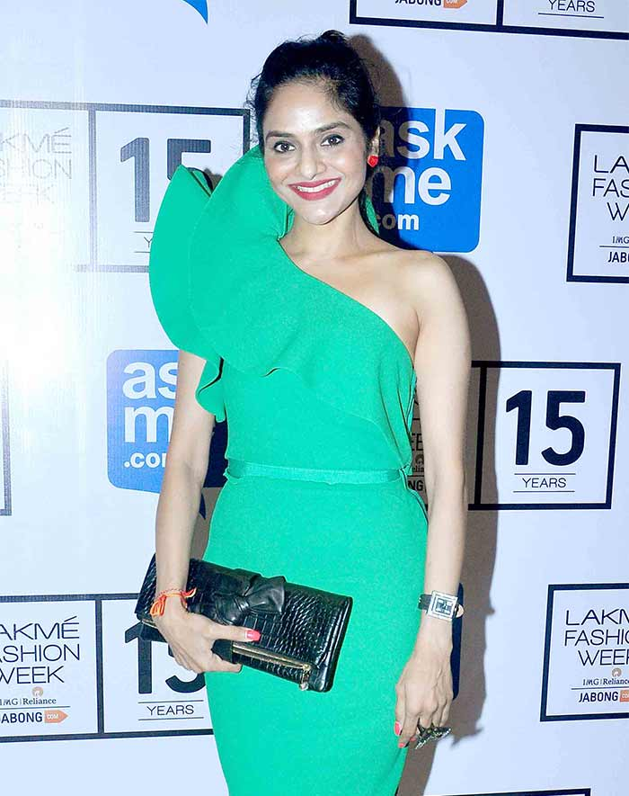 Lakme Fashion Week Winter Festive 2015 - Day 4