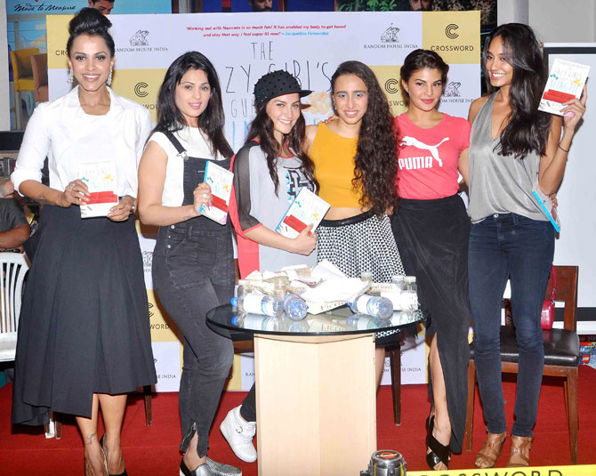 The Lazy Girls Guide To Being Fit Book Launch-06