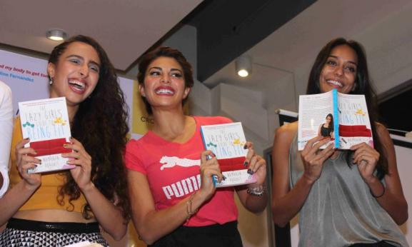 The Lazy Girls Guide To Being Fit Book Launch-25