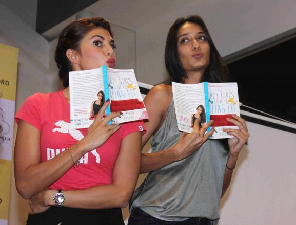 The Lazy Girls Guide To Being Fit Book Launch-27