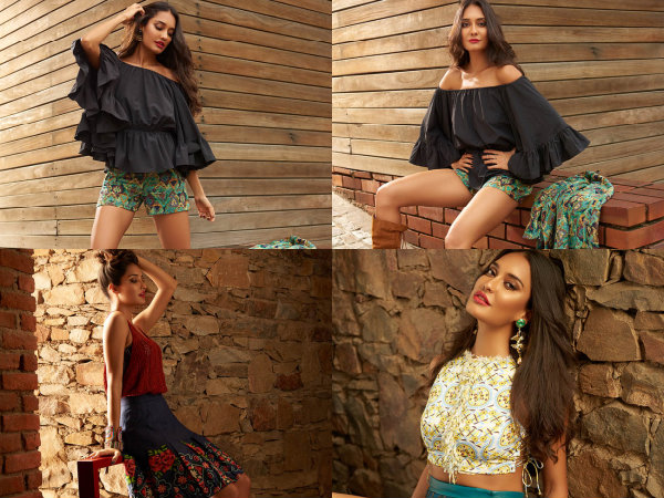 Lisa Haydons Hot Photoshoot for Cosmopolitian Magazine