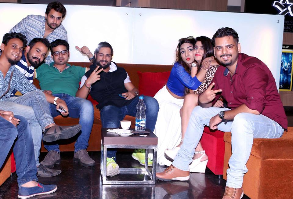 Harshvardhan Joshi, Rishank Tiwari, Sufi Gulati, Ritika Gulati & Shaleen Bhanot