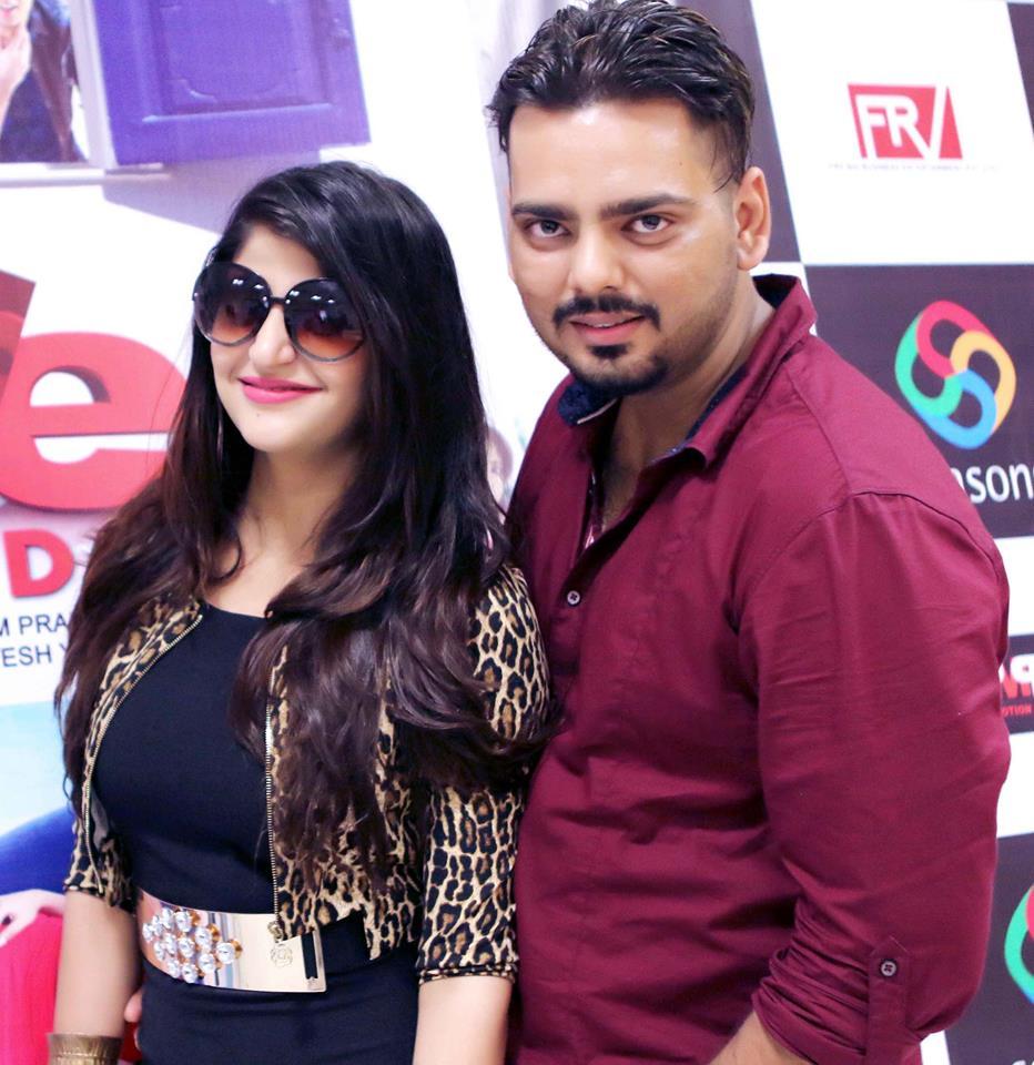 Harshvardhan Joshi & Sufi Gulati