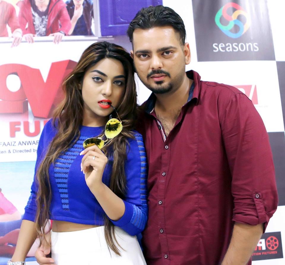 Ritika Gulati & Harshvardhan Joshi