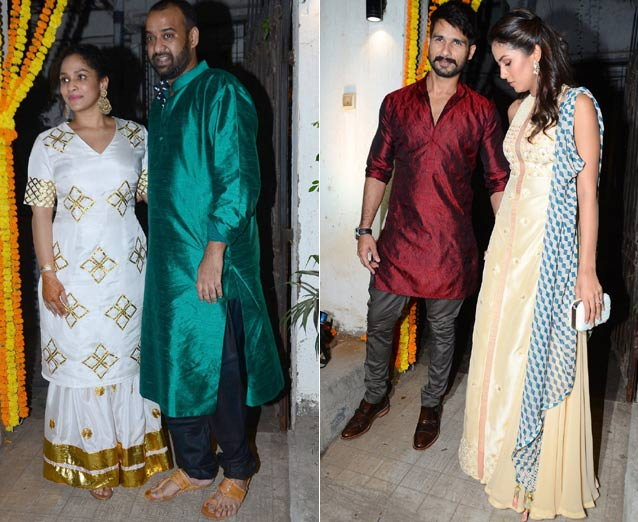 Madhu Mantena & Masaba Guptas Mehendi Ceremony Photo Gallery