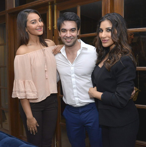 Manish Malhotra Hosted a Private Dinner Party