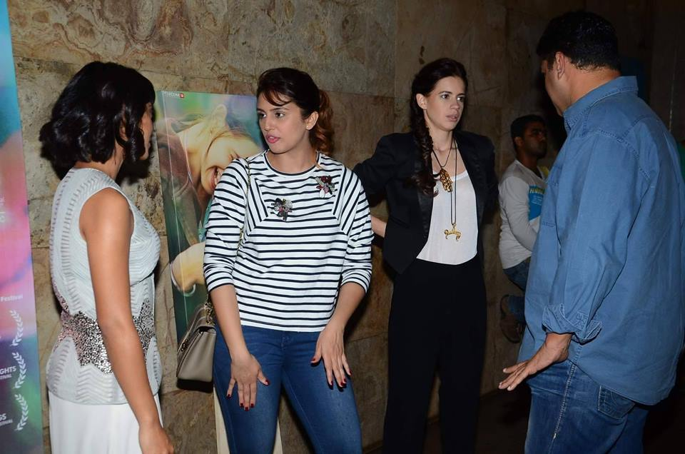 Margarita With A Straw Special Screening in Mumbai