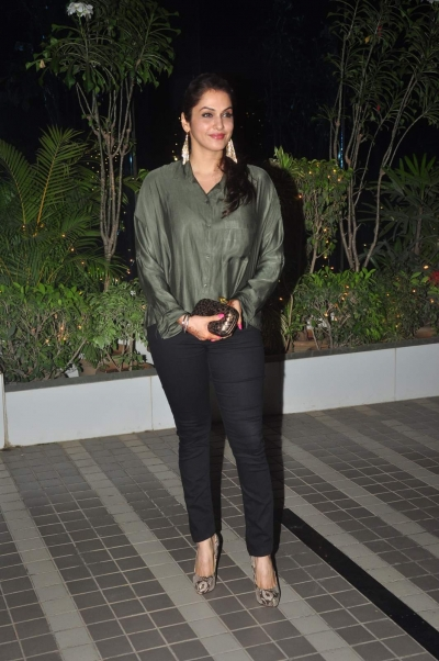 Mary Kom Success Party Photo Gallery